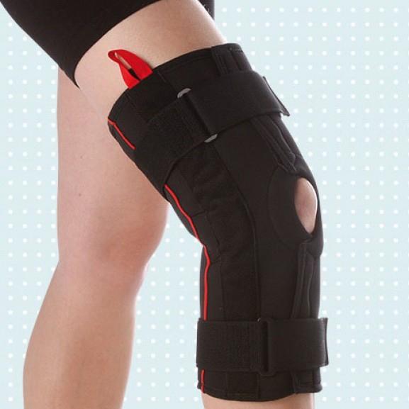 Шарнирный коленный ортез разъемный Otto Bock Genu Direxa 8353-7