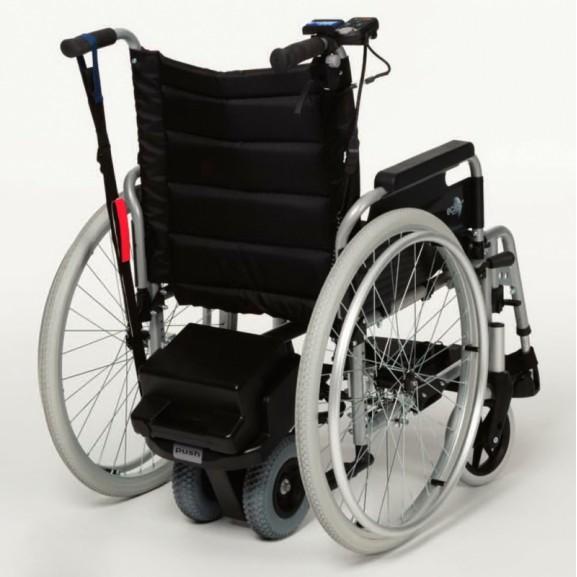 Система упрощающая передвижение на механической коляске Vermeiren V-drive