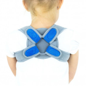 Детский восьмеричный ортез грудного отдела хребта со спинным пелотом Reh4Mat Am-pes-02