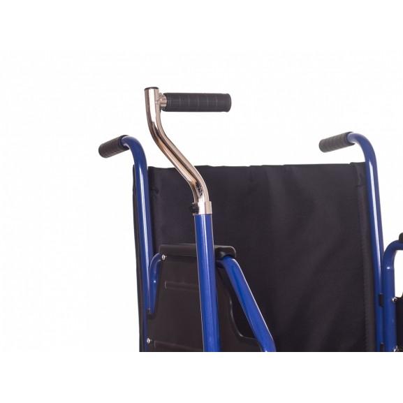 Инвалидная коляска с рычажным управлением Ortonica Base 145 - фото №8