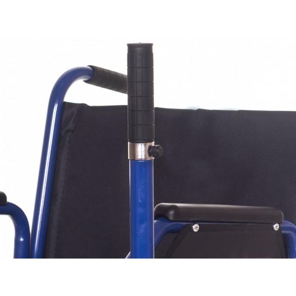 Инвалидная коляска с рычажным управлением Ortonica Base 145 - фото №9