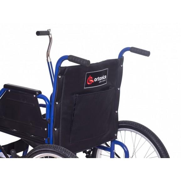 Инвалидная коляска с рычажным управлением Ortonica Base 145 - фото №7