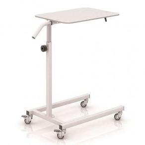 Стол прикроватный с 1-ой столешницей из HPL-пластика Конмет Холдинг Сн-24.01