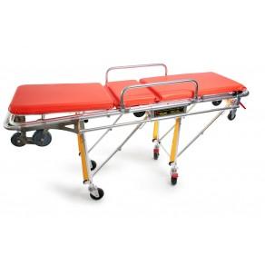 Каталка для автомобилей скорой медицинской помощи Мед-Мос Ydc-3a со съемными носилками