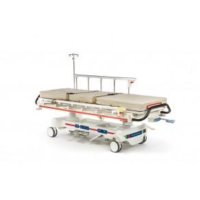 Тележка-каталка гидравлическая для транспортировки пациентов Медицинофф E-8