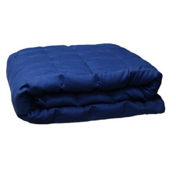 Утяжеленное одеяло с регулируемым весом, наполнитель полимер ОртоМедтехника