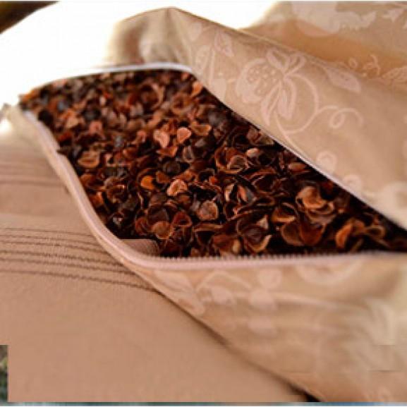 Утяжеленное одеяло с фиксированным весом, наполнитель лузга гречихи ОртоМедтехника - фото №5