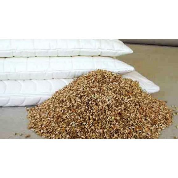 Утяжеленное одеяло с фиксированным весом, наполнитель лузга гречихи ОртоМедтехника - фото №3