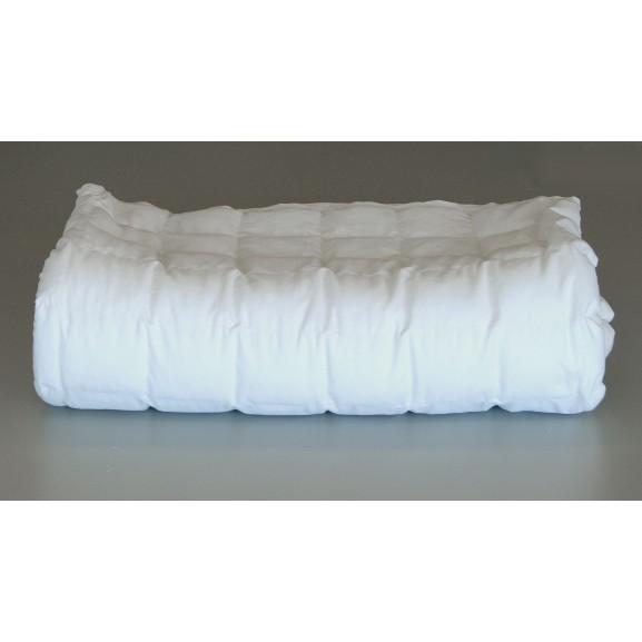 Утяжеленное одеяло с фиксированным весом, наполнитель лузга гречихи ОртоМедтехника