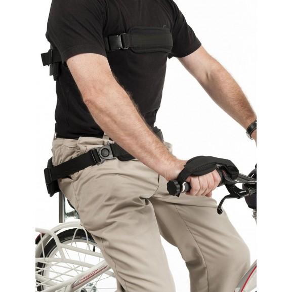 Реабилитационный ортопедический велосипед для детей с ДЦП Vermeiren Happy - фото №5