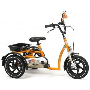 Трехколесный велосипед для мальчиков Vermeiren Safari