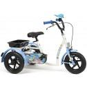 Трехколесный велосипед для девочек Vermeiren Aqua