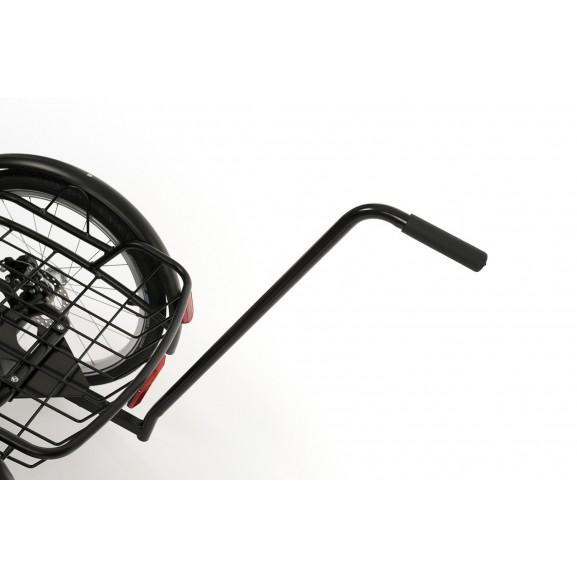Трехколесный велосипед для взрослых и молодежи в стиле ретро Vermeiren Freedom - фото №4