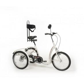 Трехколесный велосипед для взрослых и молодежи в стиле ретро Vermeiren Freedom