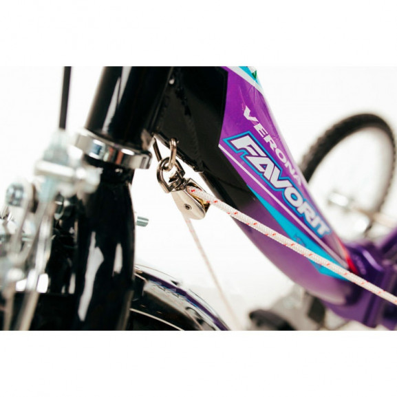 """Велосипед-тренажер для детей с ДЦП ВелоЛидер 18"""" 018 - фото №4"""