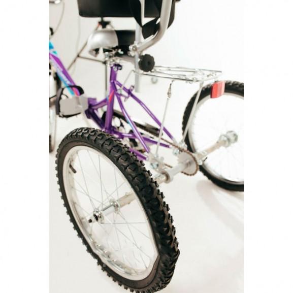 """Велосипед-тренажер для детей с ДЦП ВелоЛидер 18"""" 018 - фото №2"""