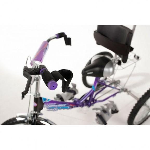 """Велосипед-тренажер для детей с ДЦП ВелоЛидер 18"""" 018 - фото №1"""