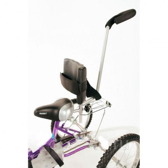 """Велосипед-тренажер для детей с ДЦП ВелоЛидер 18"""" 018 - фото №3"""