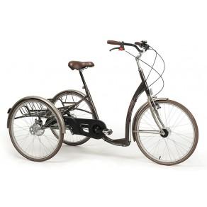 Трехколесный велосипед для взрослых и молодежи в стиле ретро Vermeiren Vintage