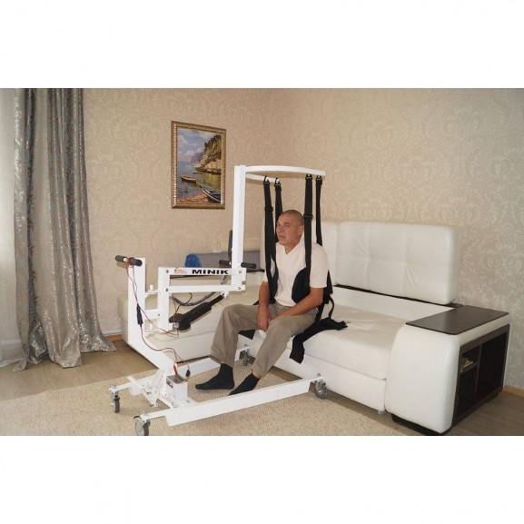 Вертикализатор-тренажер для ходьбы с электроприводом O-Savva Minik - фото №1