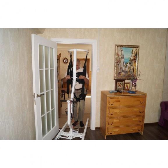 Вертикализатор-тренажер для ходьбы с электроприводом O-Savva Minik - фото №2