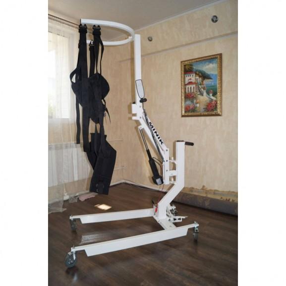 Вертикализатор-тренажер для ходьбы с электроприводом O-Savva Minik - фото №6