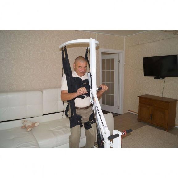 Вертикализатор-тренажер для ходьбы с электроприводом O-Savva Minik - фото №4