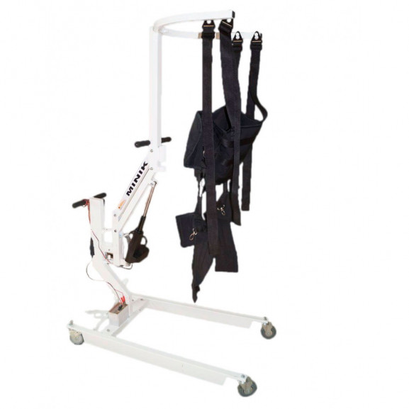 Вертикализатор-тренажер для ходьбы с электроприводом O-Savva Minik