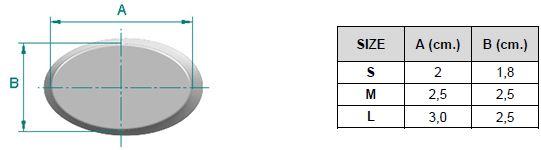 Межпальцевый разделитель Orliman Sofy-plant® gel GL-100