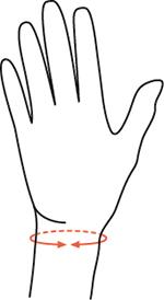 Ортез для большого пальца кисти Otto Bock Rhizo Forsa 50A4