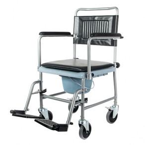 кресло-каталка с туалетным устройством фото