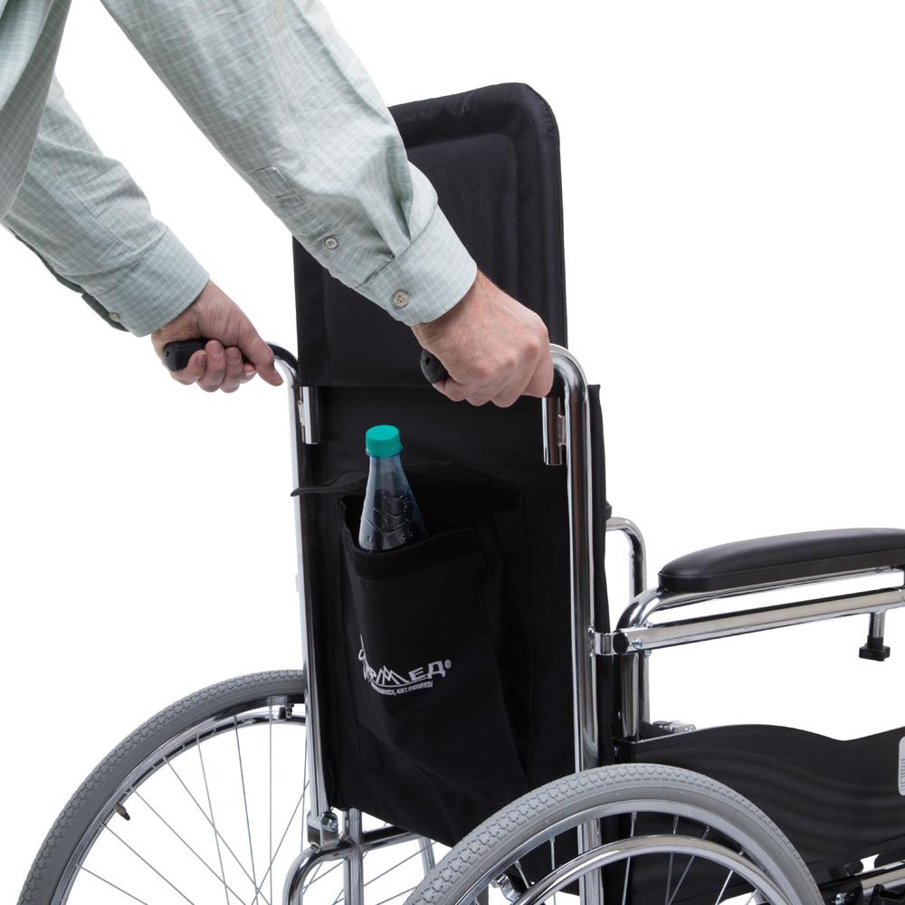 уличная инвалидная коляска фото