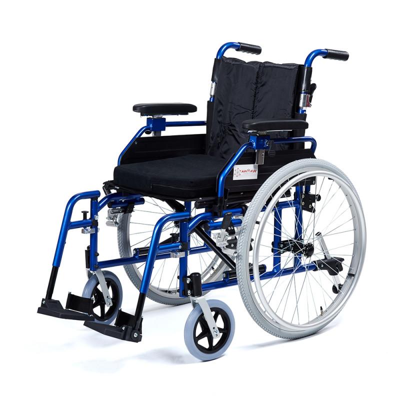 складное кресло-коляска для инвалидов фото
