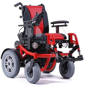 детская коляска инвалидная с электроприводом фото