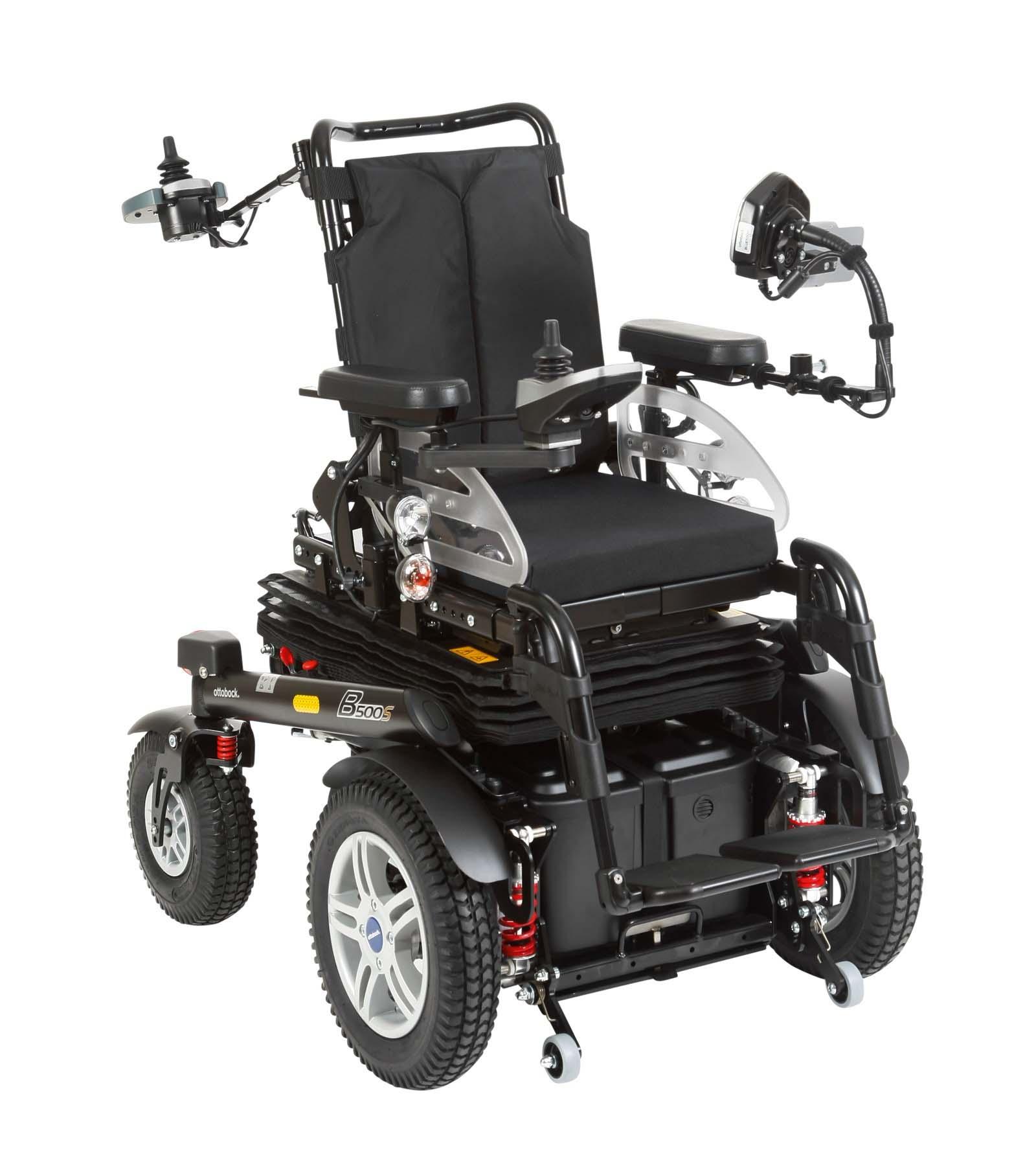 инвалидная коляска с электроприводом фото