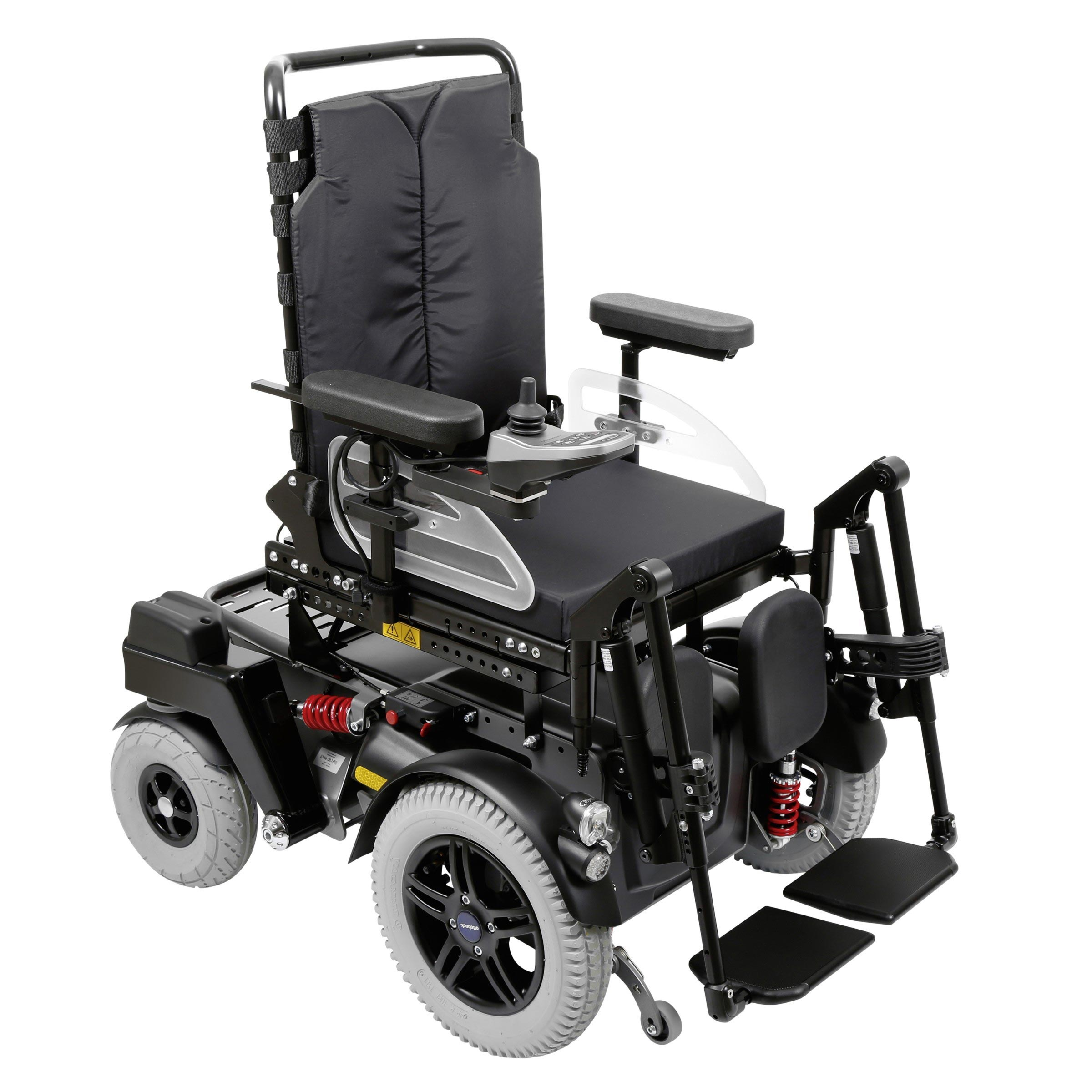 'инвалидная коляска с электроприводом отто бок фото