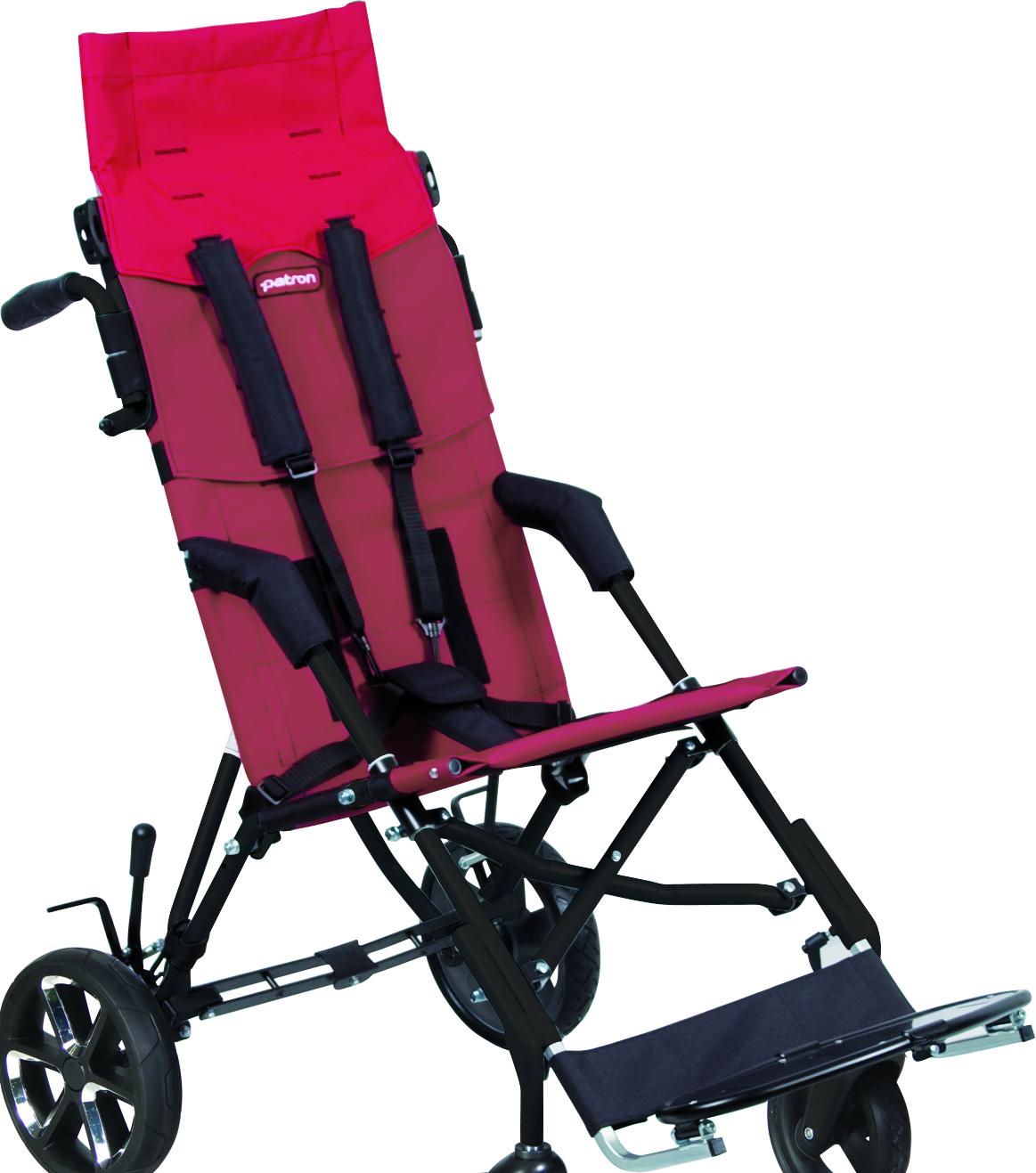 детская инвалидная коляска patron фото