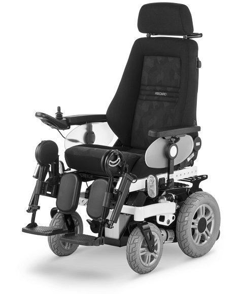 комнатное кресло-коляска с электроприводом фото