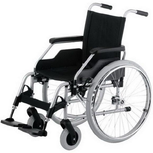 инвалидная коляска с механическим приводом фото